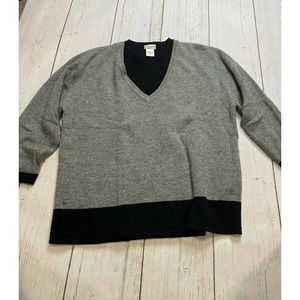 Coldwater Creek lambswool pullover sweater